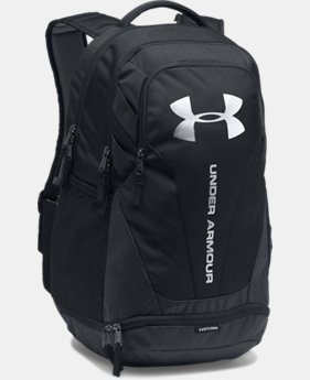 Best Seller Men's UA Hustle 3.0 Backpack  3  Colors Available $54.99