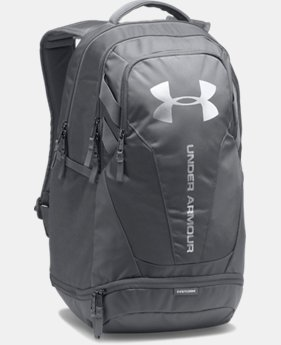 Best Seller UA Hustle 3.0 Backpack  6  Colors Available $54.99