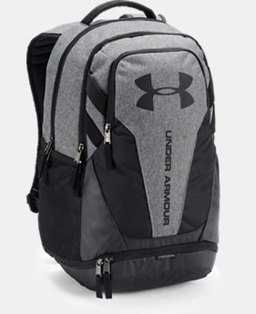 Best Seller UA Hustle 3.0 Backpack  17  Colors Available $54.99