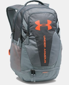 Best Seller  Men's UA Hustle 3.0 Backpack  1  Color Available $32.5 to $38.99