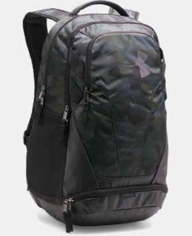 Best Seller UA Hustle 3.0 Backpack  2  Colors Available $54.99