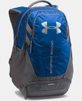 Best Seller Men's UA Hustle 3.0 Backpack  7 Colors $54.99