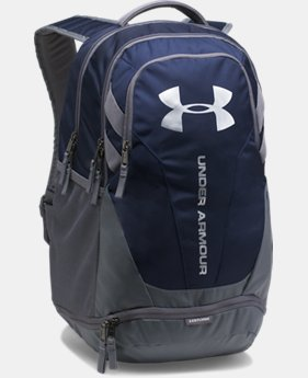 Best Seller Men's UA Hustle 3.0 Backpack  5 Colors $54.99