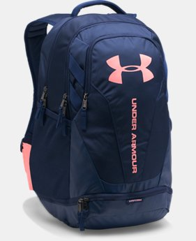 Best Seller Men's UA Hustle 3.0 Backpack  1  Color Available $32.99 to $41.24