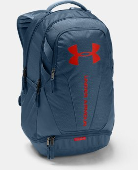 Best Seller  UA Hustle 3.0 Backpack  3  Colors Available $48.74