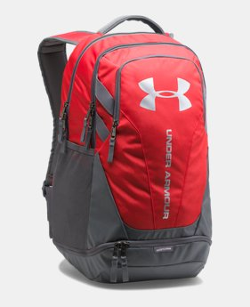 2f40efce99 UA Hustle 3.0 Backpack 1 Color Available  41.99. 1 Color Available. Red