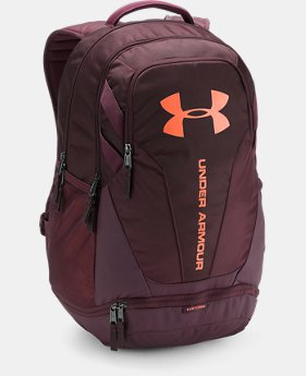 Best Seller  UA Hustle 3.0 Backpack  14  Colors Available $64.99