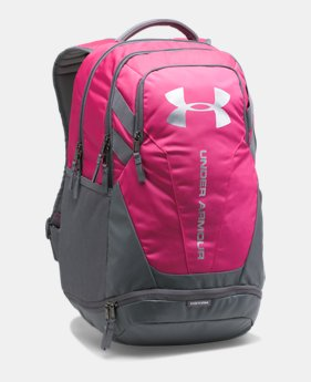 c05f90d8628c UA Hustle 3.0 Backpack 1 Color Available  41.99
