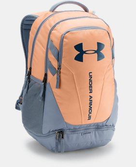 Best Seller UA Hustle 3.0 Backpack FREE U.S. SHIPPING 4  Colors Available $54.99
