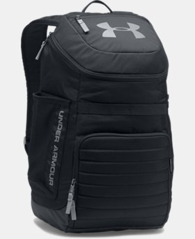 UA Undeniable 3.0 Backpack  1  Color Available $69.99