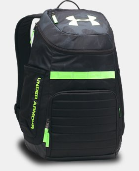UA Undeniable 3.0 Backpack  1  Color Available $59.99