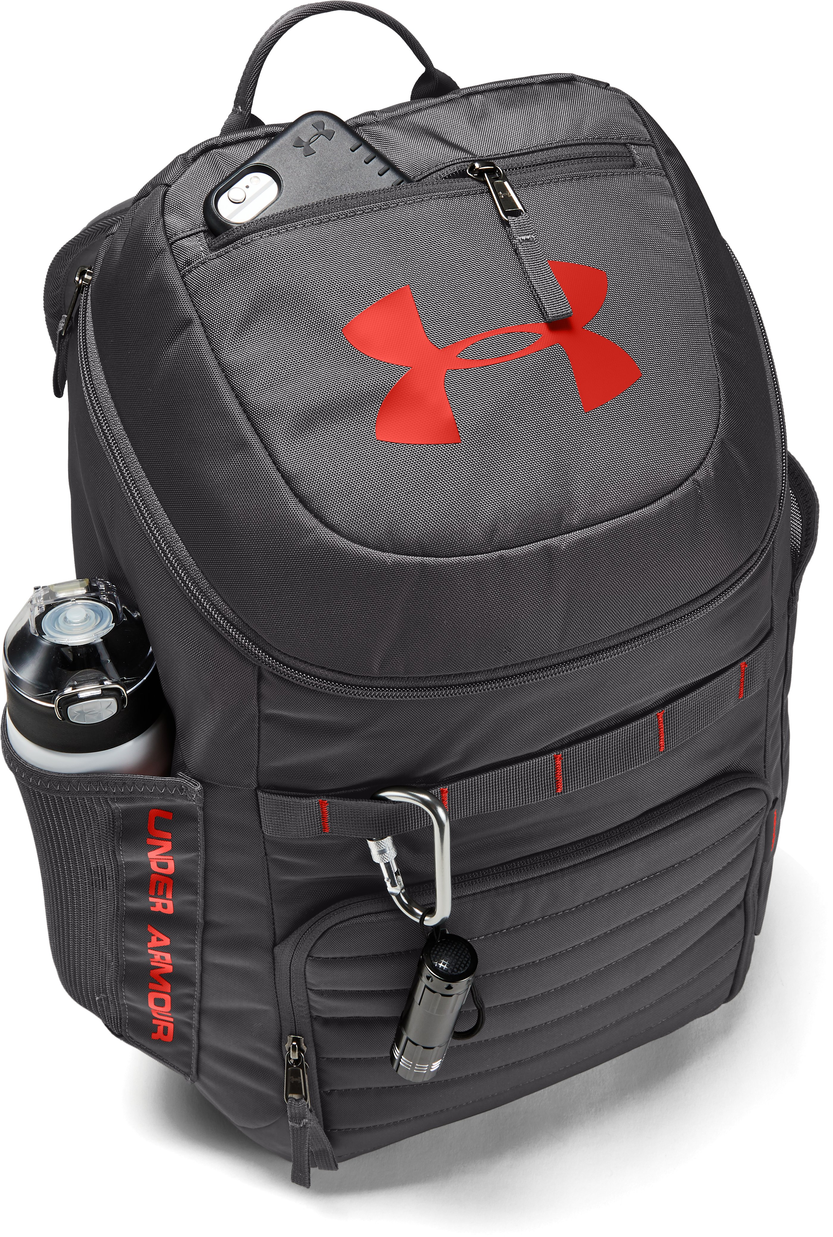 UA Undeniable 3.0 Backpack, Charcoal,