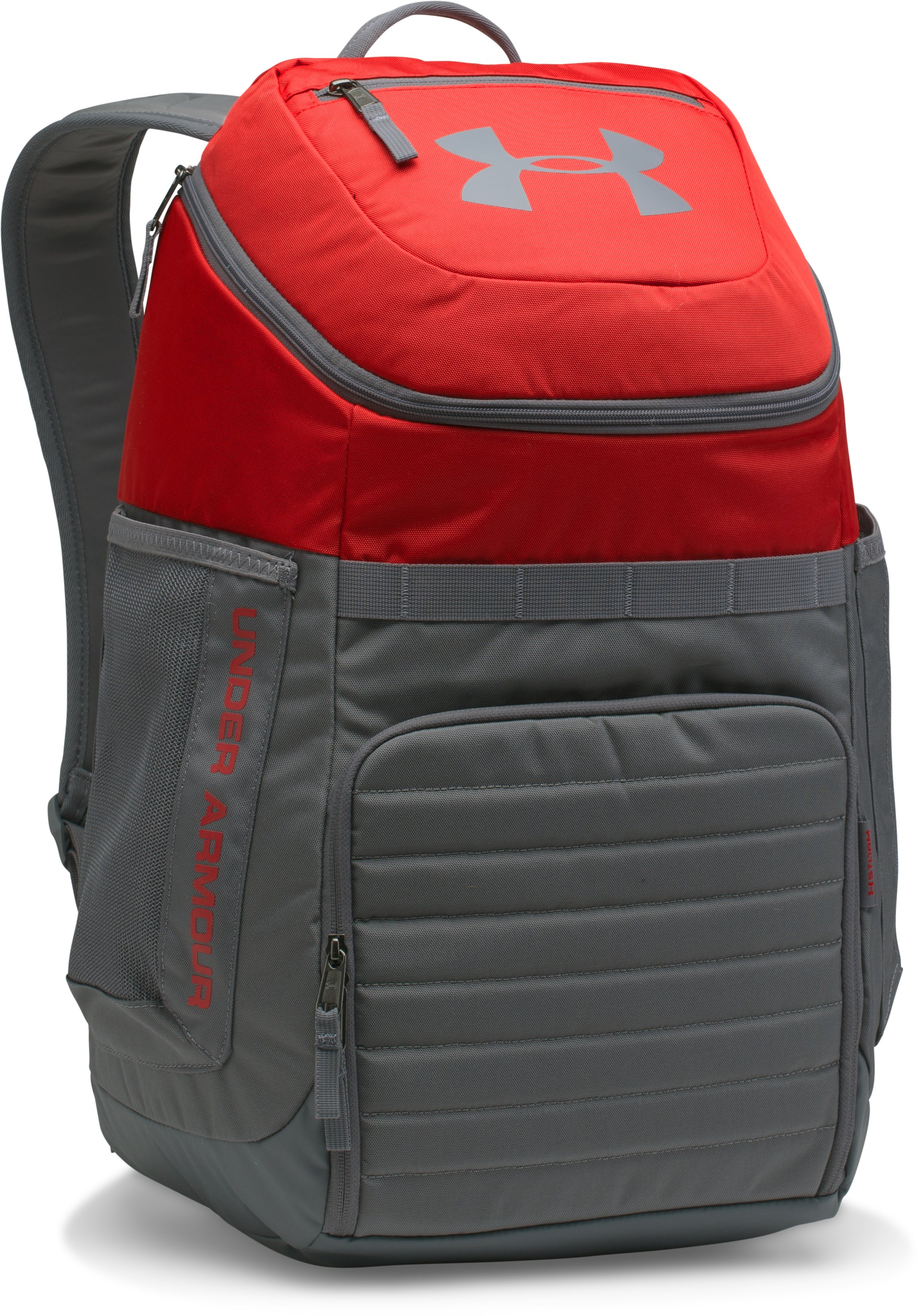 UA Undeniable 3.0 Backpack, Red, undefined