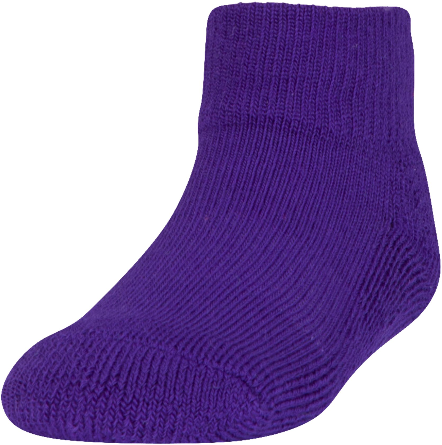 Kids' Toddler UA ArmourGrip™ Low Cut Socks – 3-Pack, Purple,