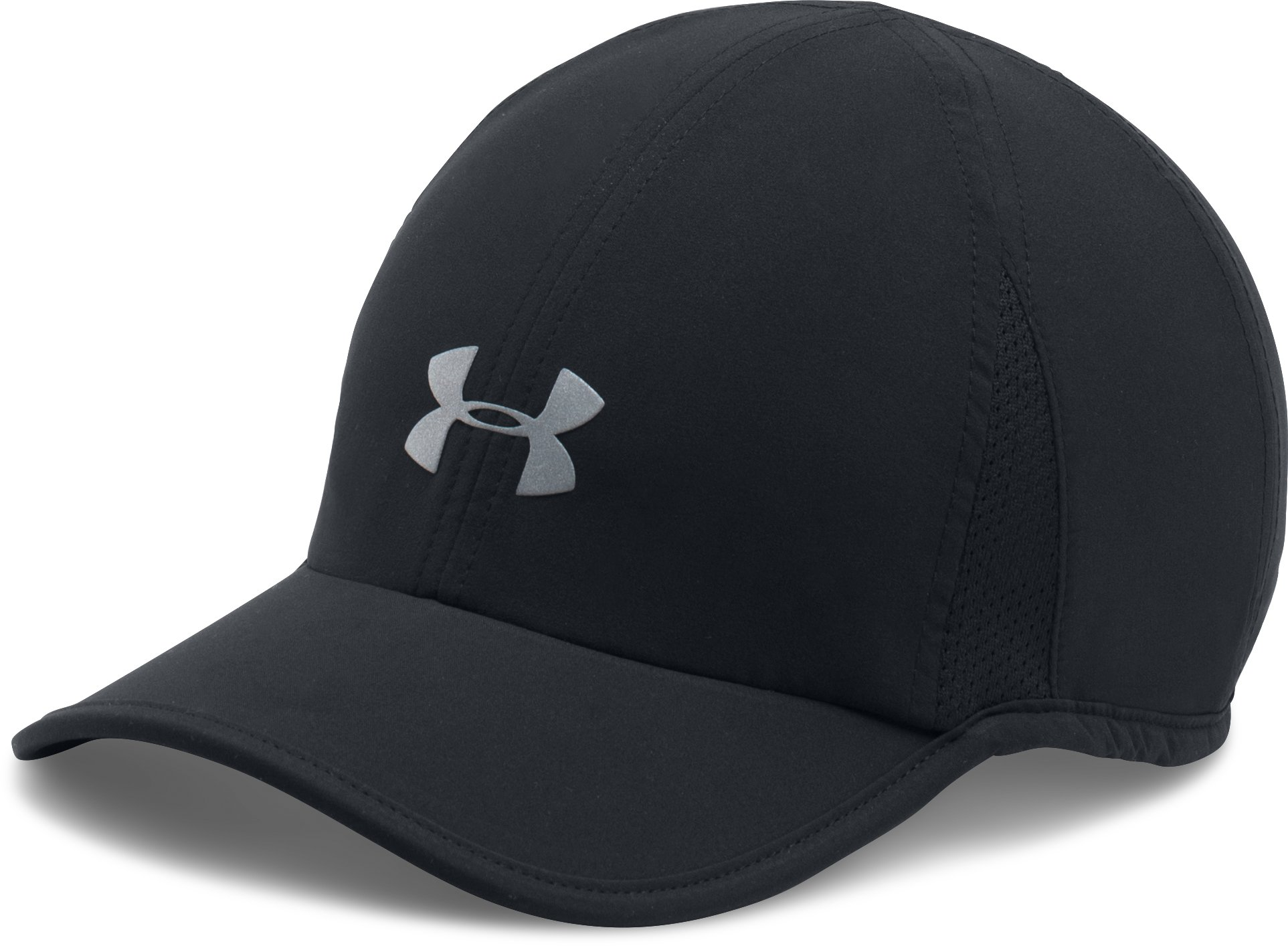 Women's UA Shadow 2.0 Cap, Black ,