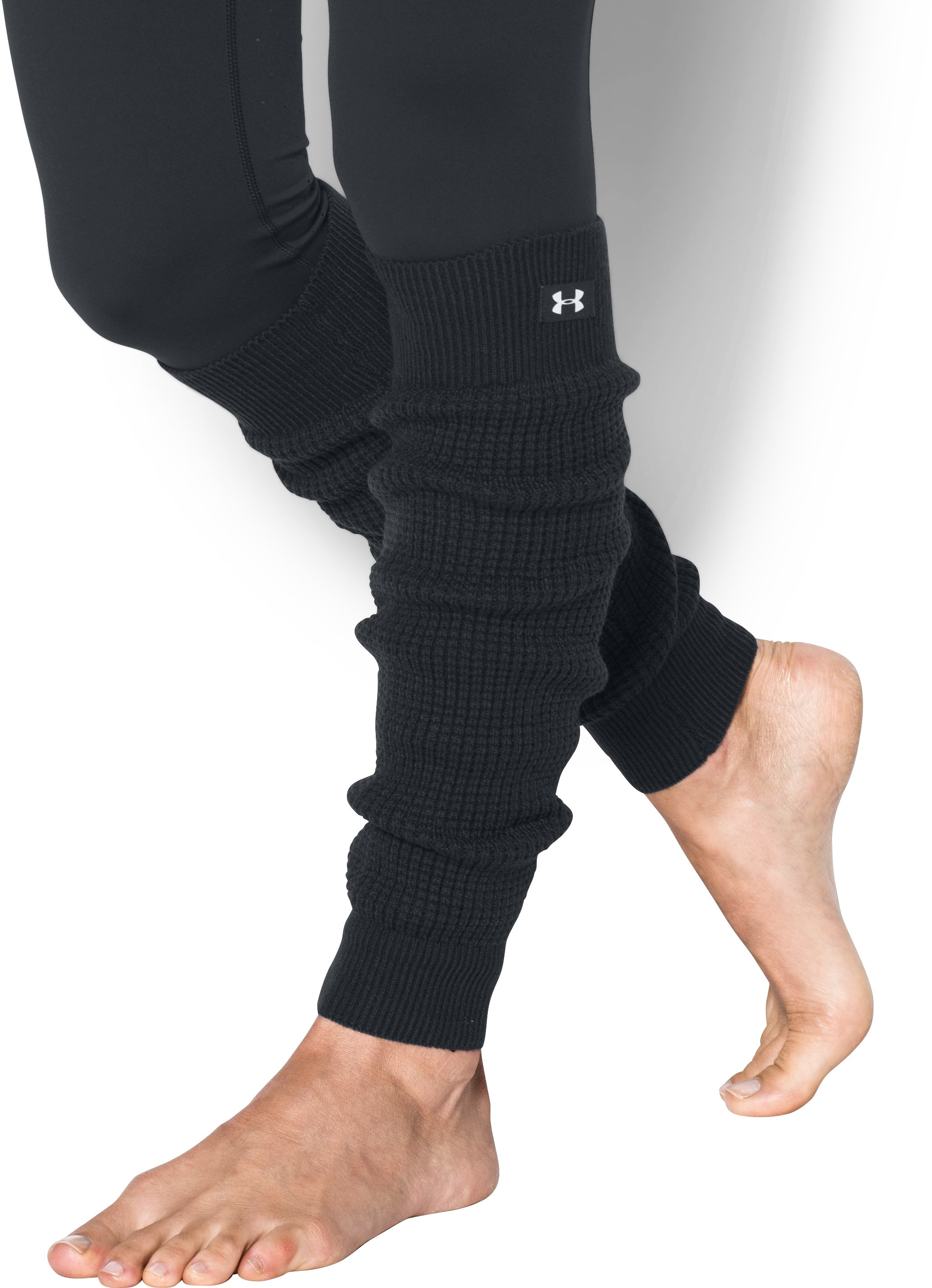 Women's UA Favorite Leg Warmers, Black