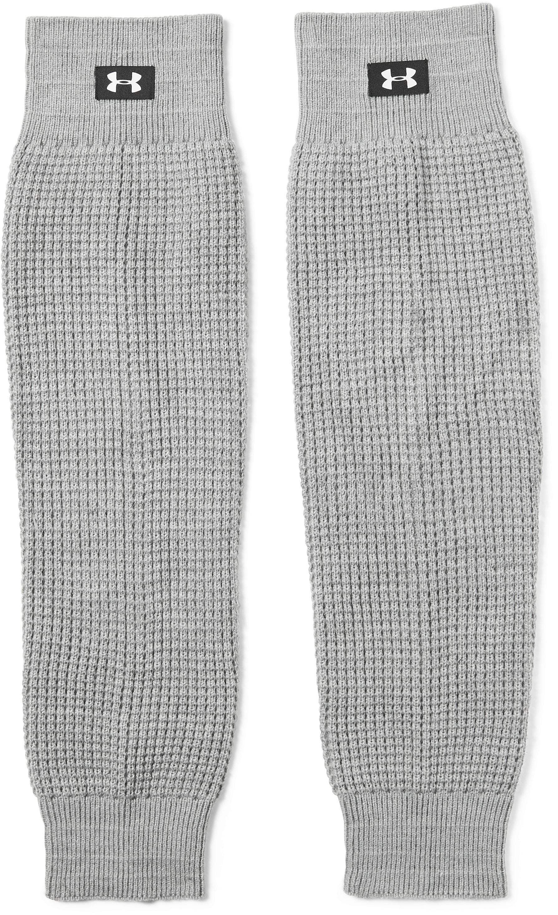 Women's UA Favorite Leg Warmers, True Gray Heather,