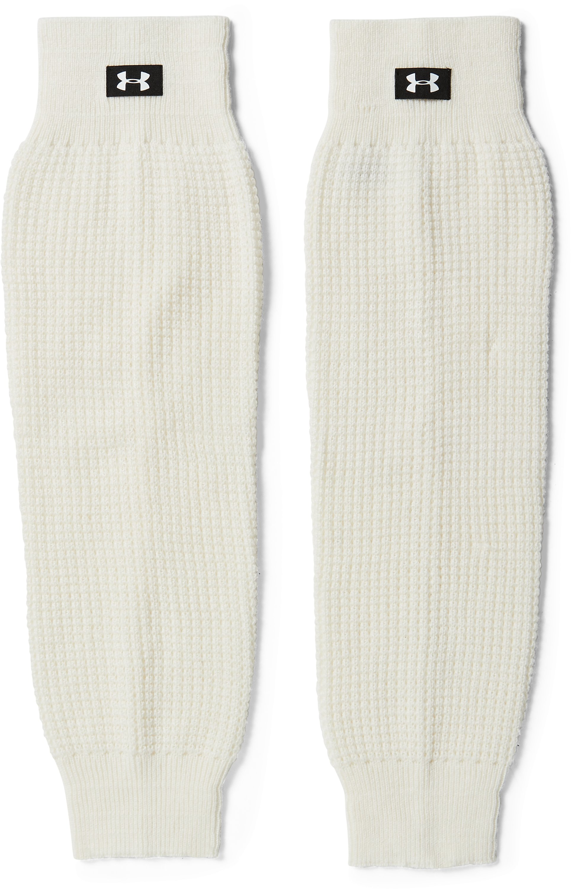 Women's UA Favorite Leg Warmers, Ivory,