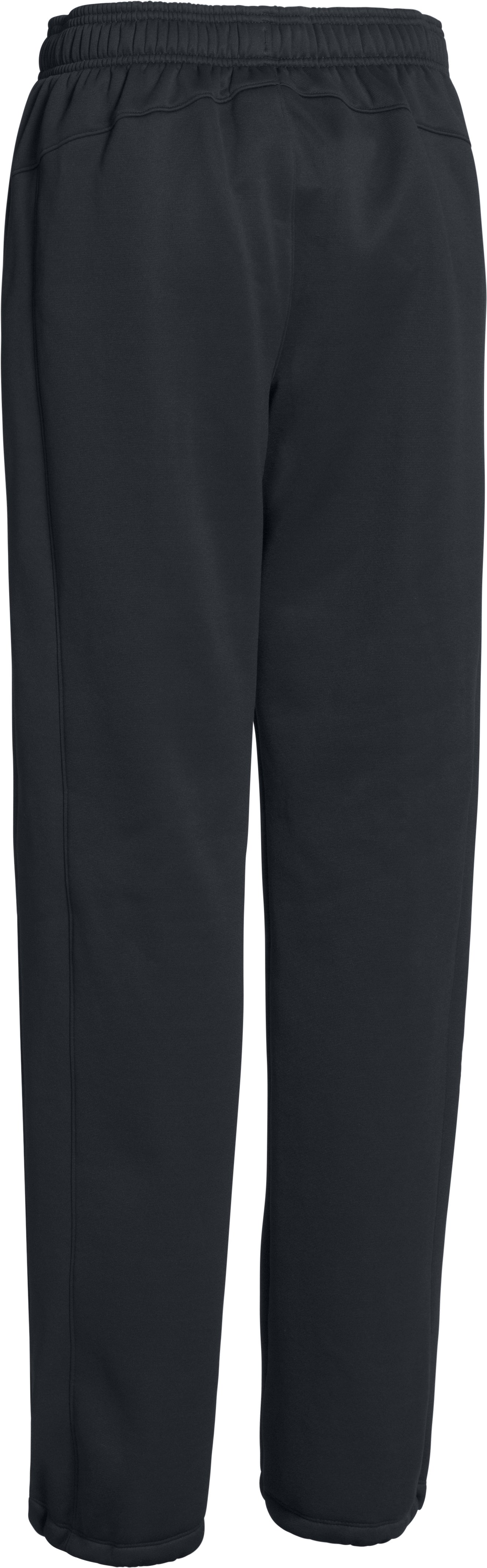 Women's  UA Double Threat Armour Fleece® Pants, Black ,