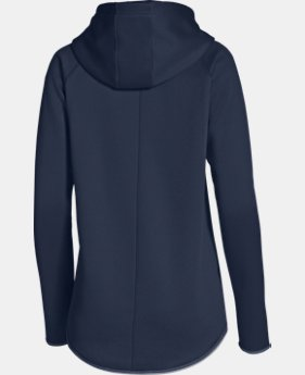 Women's  UA Double Threat Armour Fleece® Hoodie 30% OFF ENDS 11/26 1  Color Available $45.49