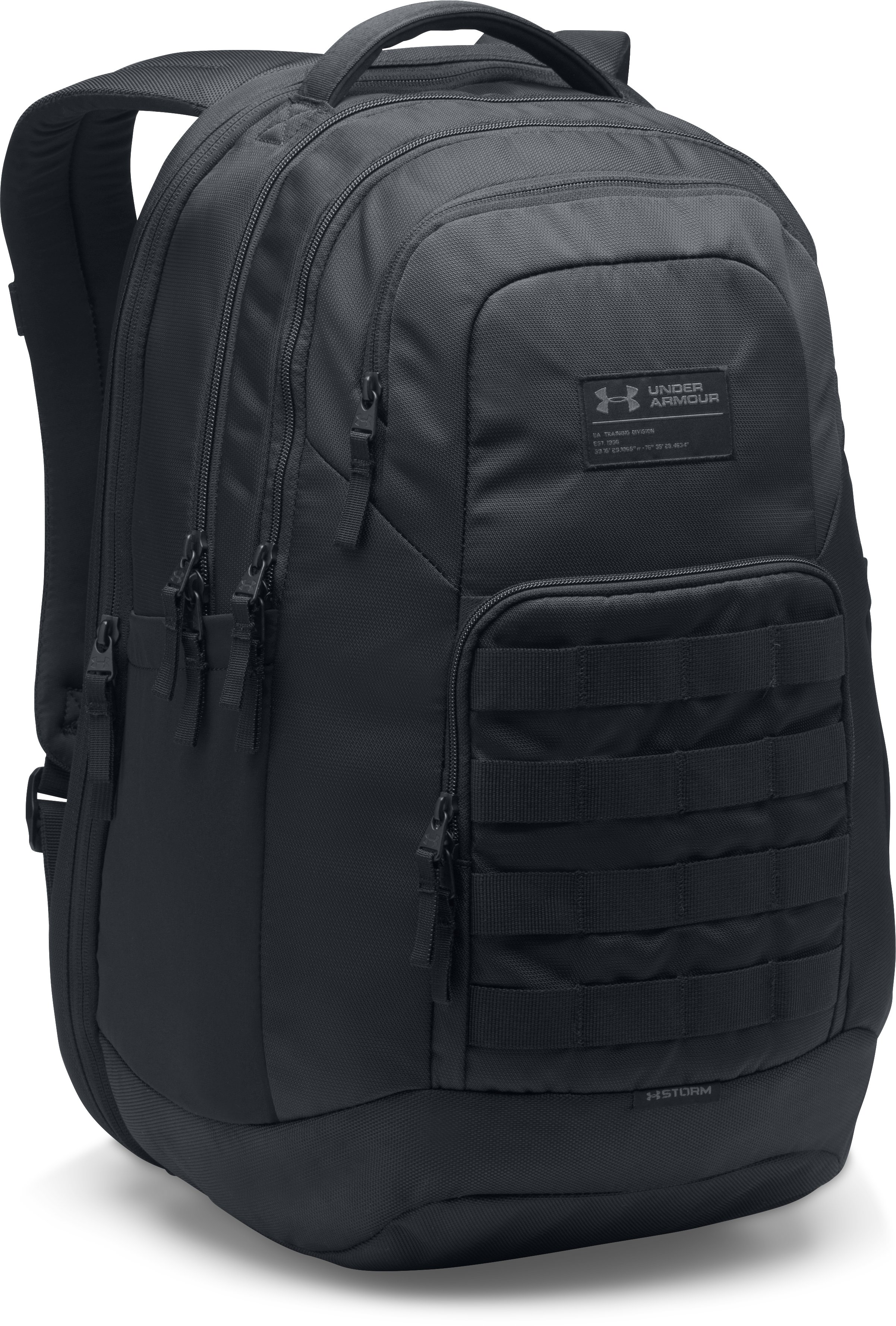 UA Guardian Backpack, Black ,