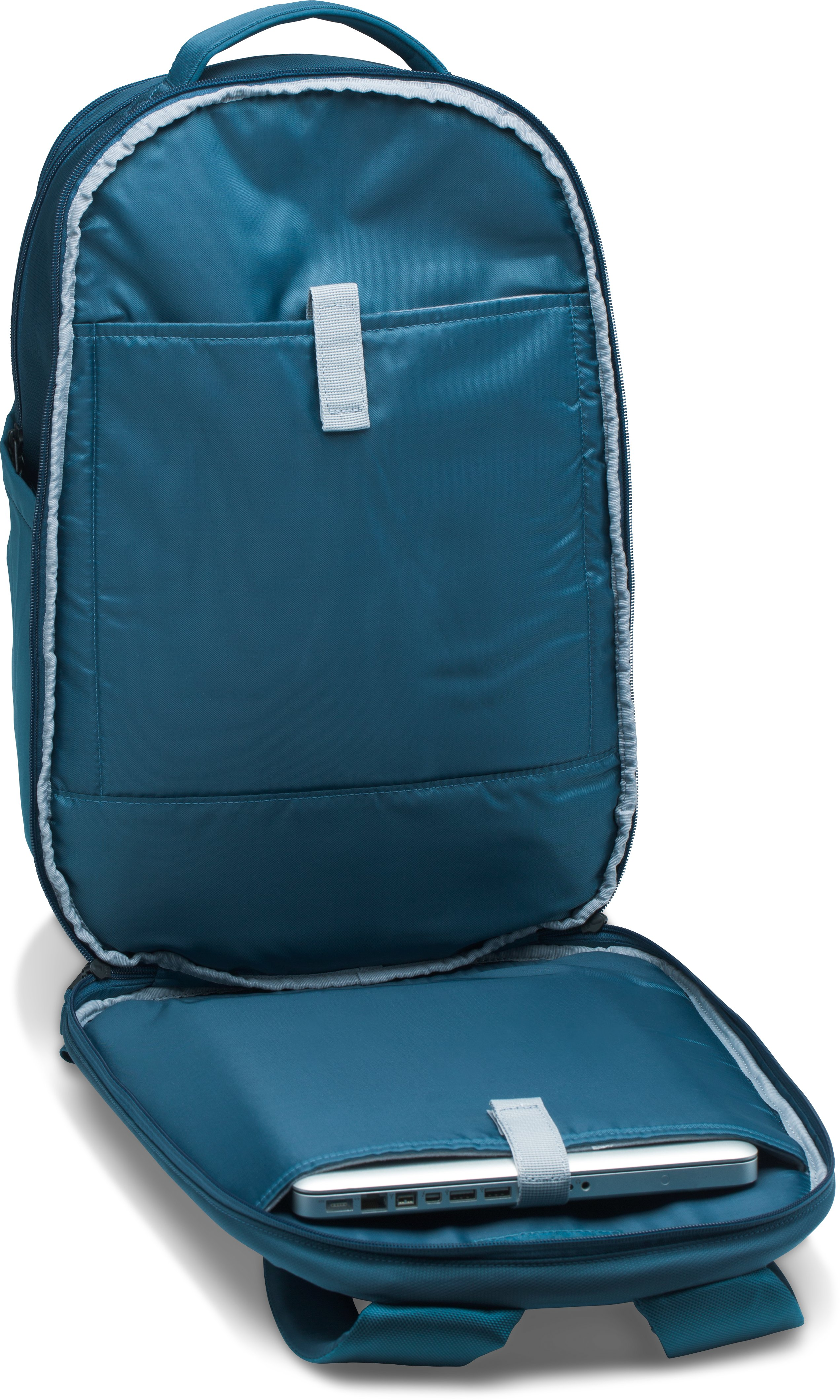 UA Guardian Backpack, BAYOU BLUE, undefined