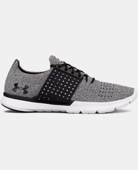 Best Seller Men's UA Threadborne Slingwrap Lifestyle Shoes  1  Color Available $99.99