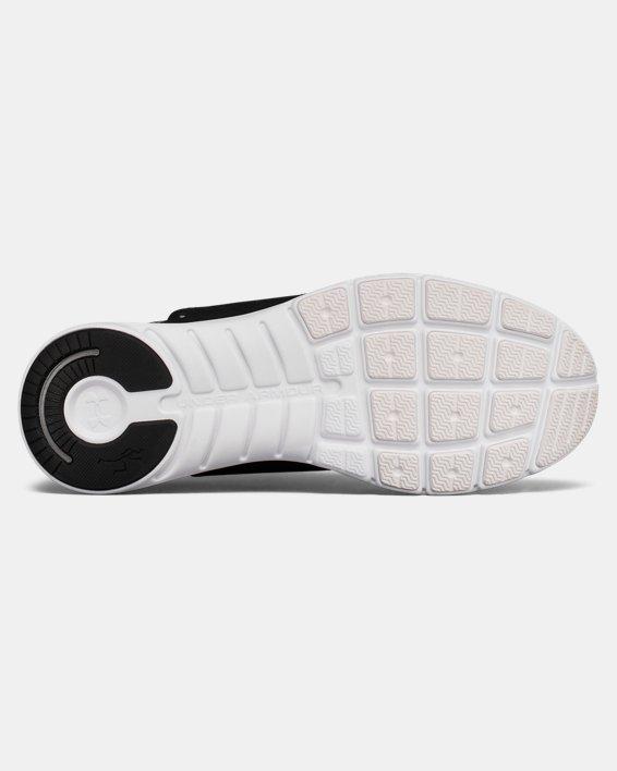 Men's UA Threadborne Slingwrap Running Shoes, Black, pdpMainDesktop image number 2
