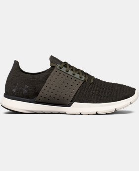 Best Seller Men's UA Threadborne Slingwrap Running Shoes  1 Color $99.99