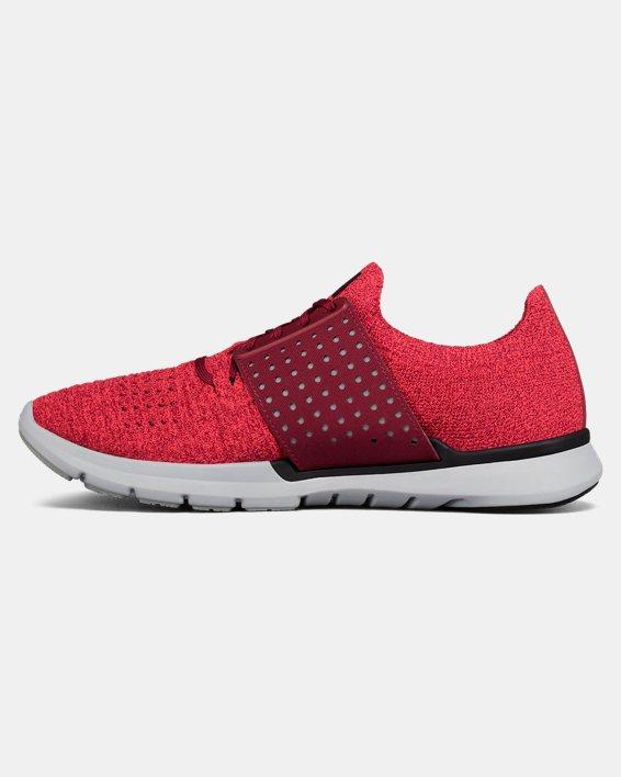 Men's UA Threadborne Slingwrap Running Shoes, Red, pdpMainDesktop image number 1