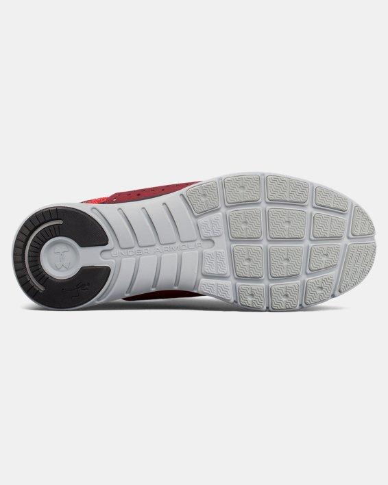 Men's UA Threadborne Slingwrap Running Shoes, Red, pdpMainDesktop image number 2