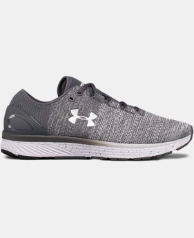 Men's UA Charged Bandit 3 Running Shoes  3  Colors Available $89.99