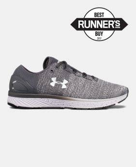 Men's UA Charged Bandit 3 Running Shoes  2 Colors $99.99