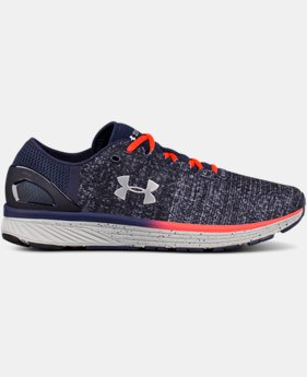 New to Outlet Men's UA Charged Bandit 3 Running Shoes LIMITED TIME OFFER 3 Colors $74.99