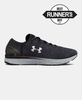 Men's UA Charged Bandit 3 Running Shoes  3 Colors $79.99
