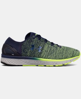 New to Outlet Men's UA Charged Bandit 3 Running Shoes LIMITED TIME OFFER 1 Color $74.99