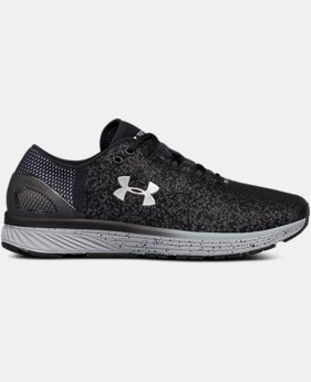 New to Outlet Men's UA Charged Bandit 3 Storm Running Shoes LIMITED TIME OFFER 1 Color $82.49