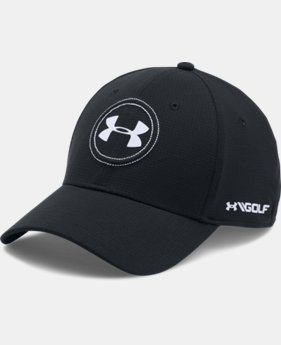 Men's Jordan Spieth UA Tour Cap  8  Colors Available $34.99