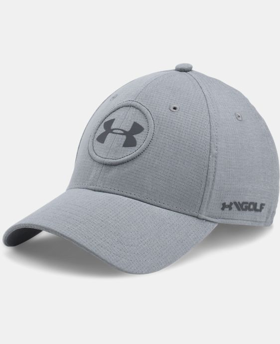 New Arrival Men's Jordan Spieth UA Tour Cap  4 Colors $29.99