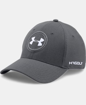 Best Seller Men's Jordan Spieth UA Tour Cap  6  Colors Available $29.99