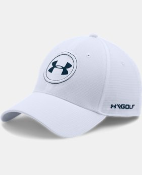 Best Seller Men's Jordan Spieth UA Tour Cap  3  Colors Available $29.99