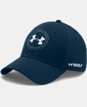 Best Seller Men's Jordan Spieth UA Tour Cap  5  Colors Available $29.99