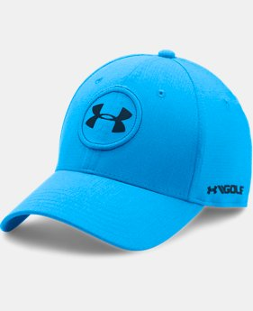 Men's Jordan Spieth UA Tour Cap  1 Color $20.99 to $22.99