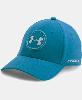 Men's Jordan Spieth UA Tour Cap  5 Colors $19.99 to $22.49