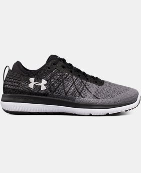 Best Seller Men's UA Threadborne Fortis 3 Running Shoes  1  Color Available $109.99