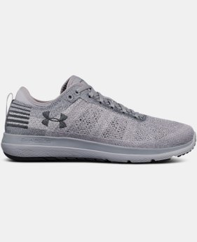 Best Seller Men's UA Threadborne Fortis 3 Running Shoes  2 Colors $109.99