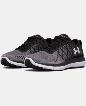 Women's UA Threadborne Fortis 3 Running Shoes  4 Colors $109.99