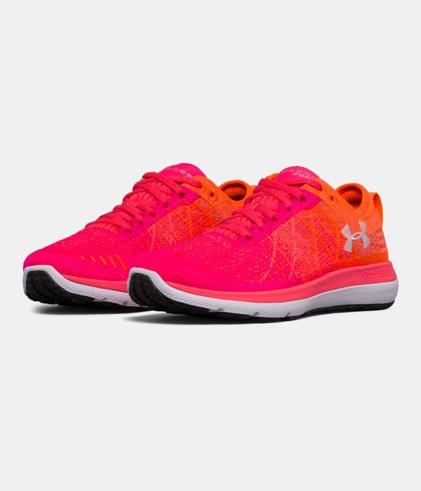 Under Armour Women S Ua W Threadborne Fortis Running Shoes