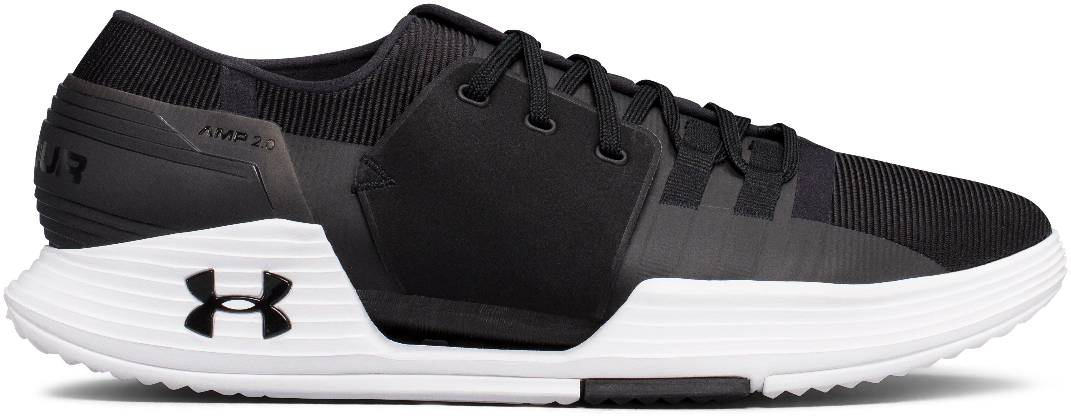Men's UA SpeedForm® AMP 2.0 Training Shoes, 360 degree view