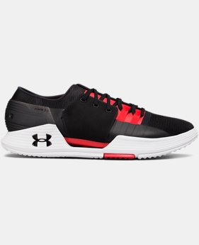 New to Outlet Men's UA SpeedForm® AMP 2.0 Training Shoes  1 Color $71.99 to $89.99